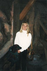 Down in the Mine (Designer Michael) Tags: girl underground mine blonde teenager teenagegirl undergroundmine
