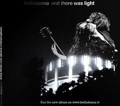 And There Was Light (cristianophoto) Tags: music nikon cls belladonna andtherewaslight d700 sb900 rocknoir nikkorafs2470f28g luanacaraffa danimacchi