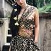 liz batik dress