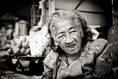 Panngarm Poti Tong - 85 years Old - Chiang Maï