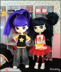 Qué tramarán ahora... (Rakeluky) Tags: doll alice dal planning angry groove lunatic inc diorama jun melancholic obitsu