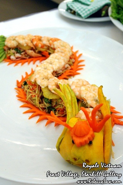 Royale Vietnam - Feast, Starhill Gallery-04