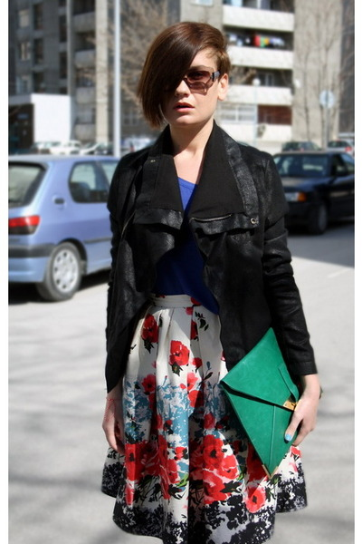 black-ekoclo-jacket-teal-bag-blue-stradivarius-top-white-primark-skirt_400