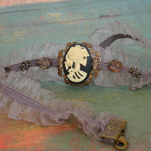 Lyanna Stark Choker: A Song of Ice and Fire / Game of Thrones Jewelry