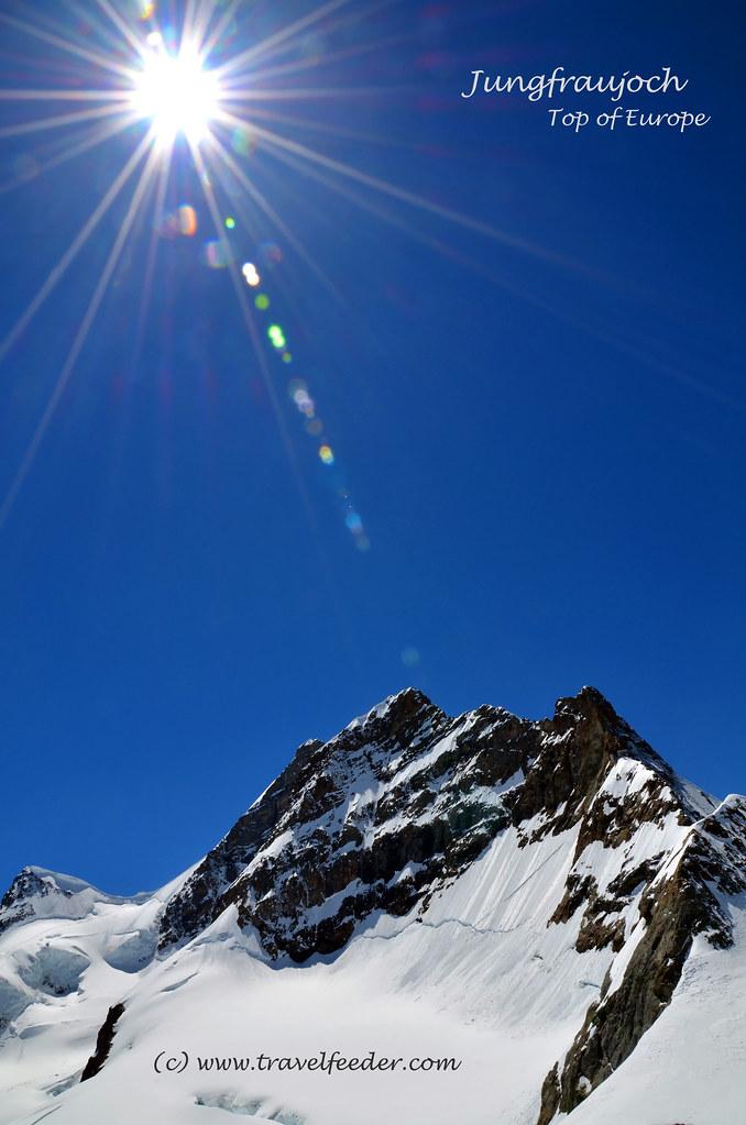 sunburst on Jungfraujoch2