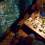 Skyscraper meal, Tokyo.