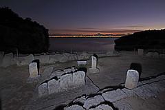Heraion (n.pantazis) Tags: korinthia peloponnese peloponnisos greece night classic classical temple sanctuary pentaxks2 tamron corinthia heraion