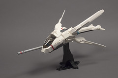 Overture (Freedom01) Tags: buck freedom01 lego starfighter moc scifi space