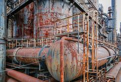 FULL FRAME RUST (riverrat18) Tags: bethlehempa bethlehemsteel steel steelmill blastfurnace decay decaying decayed rusty crusty abandoned industrial industry ue lightroom6 lr6 urbex urban urbanexploration explore factory exploration canon5dmark3 canon1635mmf40lens
