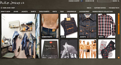 Moda verano 2009 Nudie Jeans