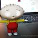 Stewie Griffin 3D