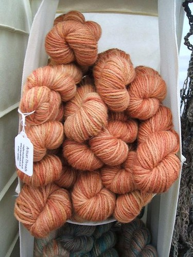 Artisan Threads hand dyed yarn