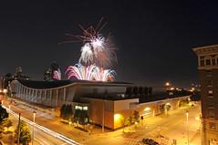 Grand Rapids July 4, 2009 (Photoshoparama - Dan) Tags: fireworks michigan unitedstatesofamerica grandrapids independenceday d300 johnsongraphics photoshoparama danielejohnson dsc6192 crossroadonecom