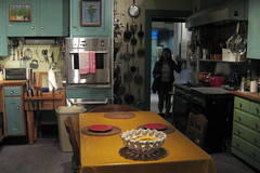Julia Child's Kitchen – the most famous Kitchen in Washington, D.C.
