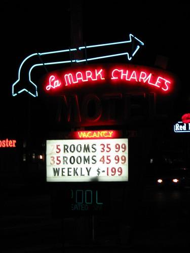 La Mark Charles