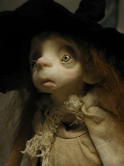 ~+~ (theFiligree, Celena & Martin) Tags: fairytale wings woods doll handmade witch wing fairy artdoll whimsical martinobakke celenacavala thefiligree filigreedoll thefiligreenashville