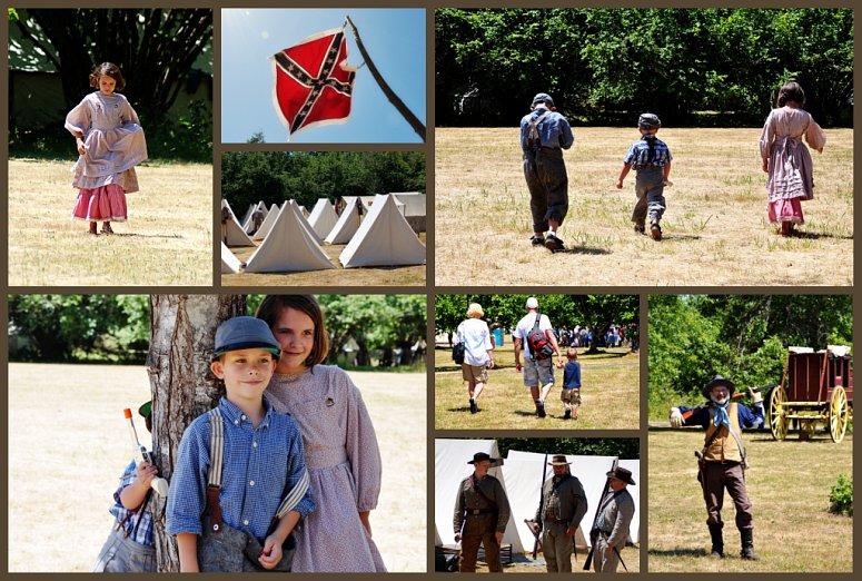 Civil War Camp (2)