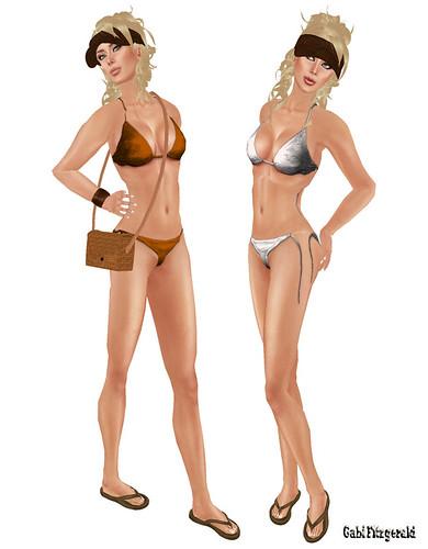 bikini pixelldolls
