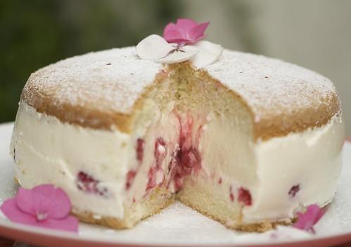 Summer quark cake 3