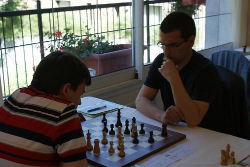 Daniel José vs Antonio Ferreira