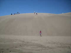 Climbing (angiespics22) Tags: colorado hike girlscouts greatsanddunes