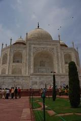 Taj Mahal Front