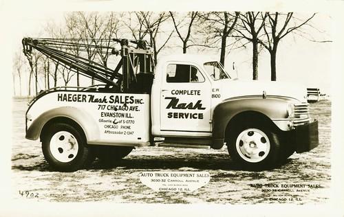 3789633278 ba4b6816ce 1948 Nash Tow Truck