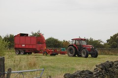 Case Tractor 5140.