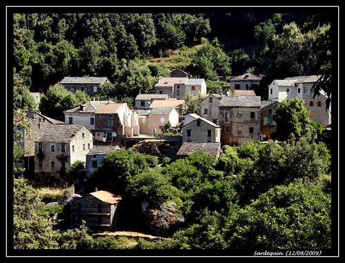 Castellu-di-Rustinu Hameau de Pastureccia
