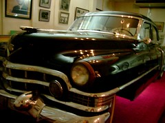 The Presidents car