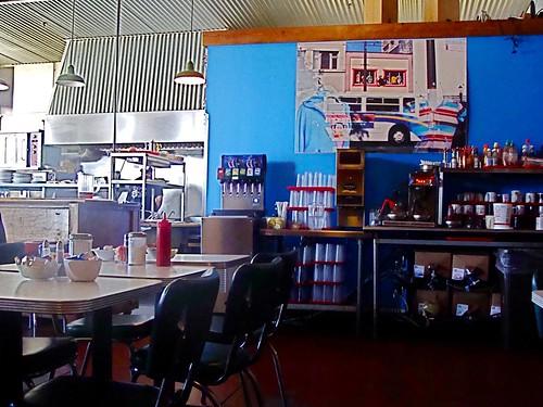 Blue Dome Diner