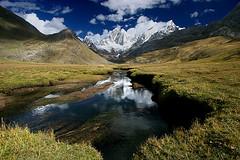 Open Wide (hapulcu) Tags: camp mountain peru trek altitude andes huayhuash masochism rondoy mitucocha