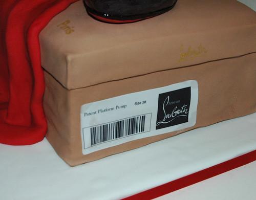 christian louboutin shoe box sale