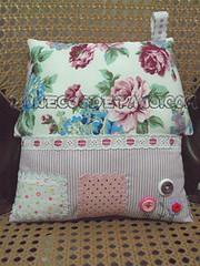 .:. Almofada Casa .:. (Bonecos de Pano .Com) Tags: house home casa florida decorao almofada paraolar almofadacasa floresdeboto