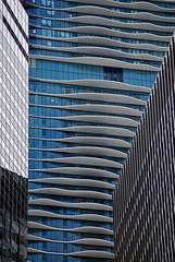 aqua (S.Zelov) Tags: chicago architecture studiogang aquatower