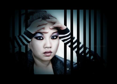 {prisoner of my own mind}
