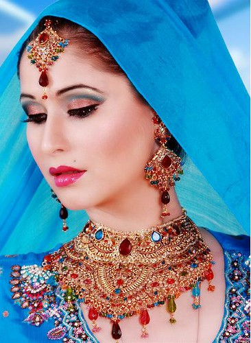 indian bridal makeup photos. Pakistani / Indian Bridal make