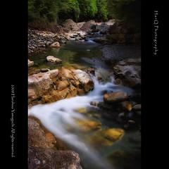 Deep Mountain & Cool Flow (HarQ Photography) Tags: japan nara tenkawavillage