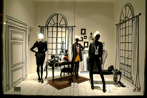 H&M septembre 2009