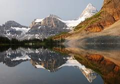 Assiniboine (Ziemek T) Tags: hiking mountassiniboineprovincialpark mountassiniboine bakpacking ceruleanlake