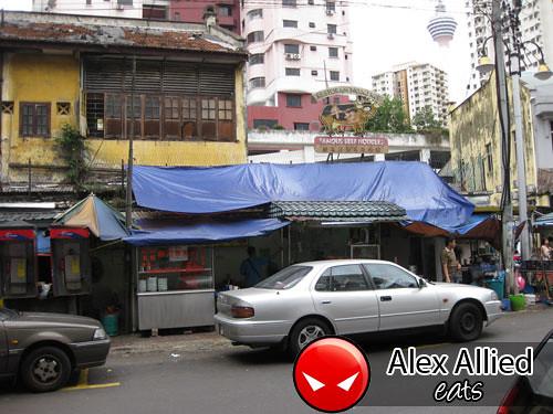 Ngau Kee Beef Noodle at Tengkat Tong Shin, Kuala Lumpur