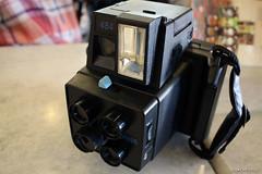 Polaroid 4 shot camera