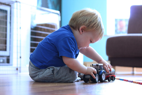 Playing with Tractor (9)b