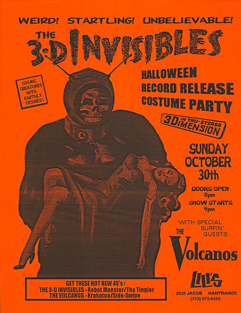 3-D Invisibles