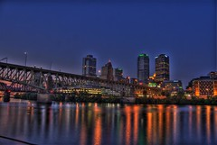 Pittsburgh HDR. (Justin_Boyd) Tags: high downtown pittsburgh dynamic imaging range hdr