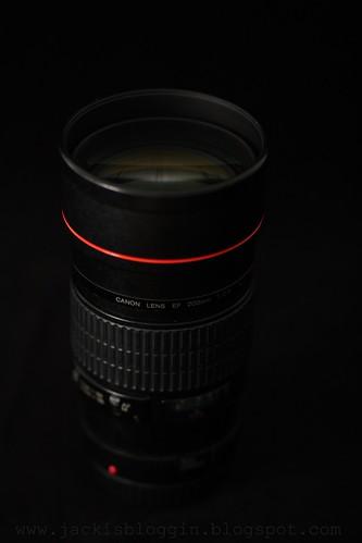 200mm F/2.8L