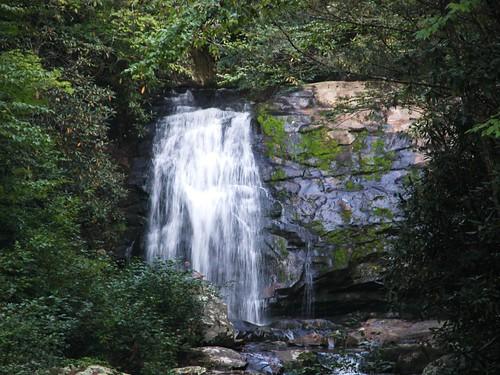 Waterfall - Cades Cove