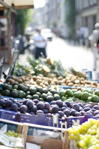 Fruit Noordmarkt Amsterdam
