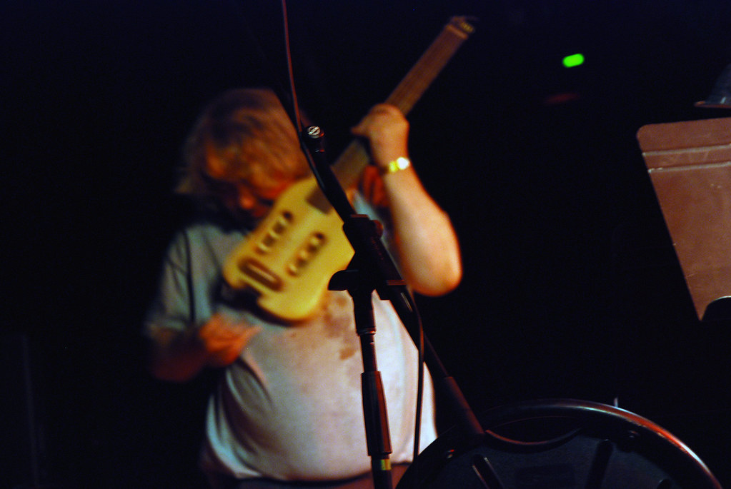 Daniel Johnston y Guitar