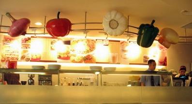 Eat & Go,  Megamall Atrium